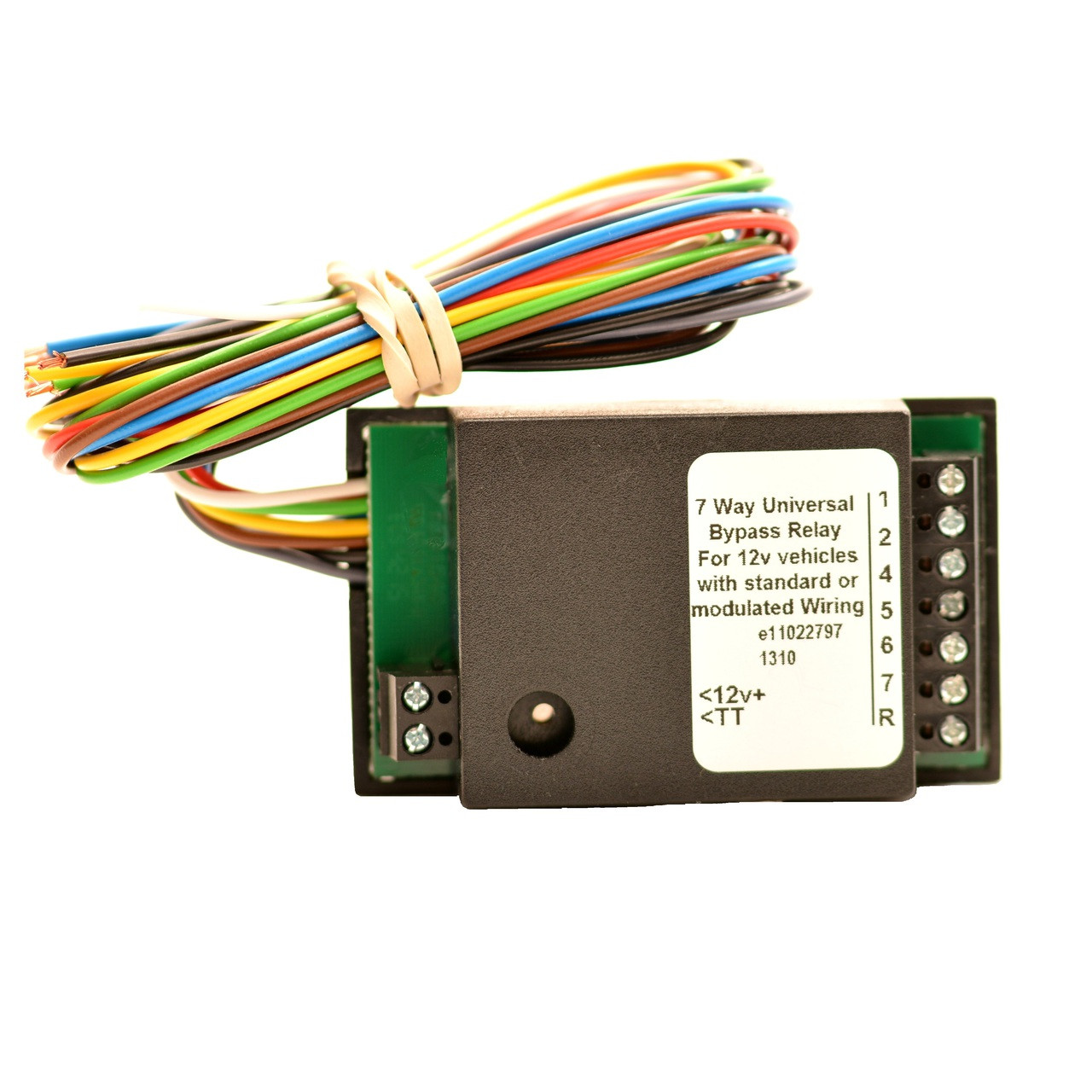12v Smart Bypass Relay Multiplex Canbus The 8way Board Image 1