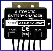 Automatic Battery Charging Module