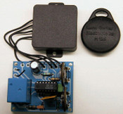 Electronic Key Switch Kit