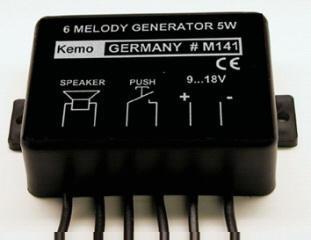 Melody Sound Effects Generator - 5 Watt - Brocott UK