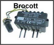 Motor / Speed Controller / Dimmer 240Vac / 110Vac, 5 Amp