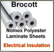 Nomex Motor & Transformer Insulation 0.25x900x400mm