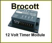 Timer Switch Module - 2 Sec To 23 Minutes