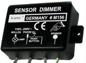 Touch Sensor Power, Speed & Dimmer Control