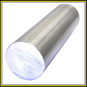 "Aluminium Round Bar - Grade 6082T6 - 2 1/2"" x 250mm"