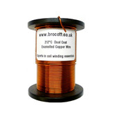 2.00mm Enamelled Copper Winding Wire (250g)