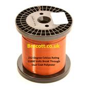 3.00mm Enamelled Copper Winding Wire (1kg)