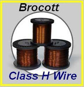 0.63mm Enamelled Copper Winding Wire (250g)