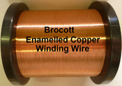 0.71mm Enamelled Copper Winding Wire (1kg)