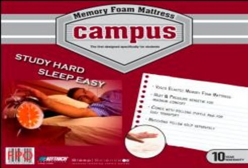 Dorm Room Beds and Mattress Toppers