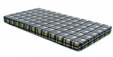 Deluxe foam bunk bed mattress. Needs no foundation! Unroll and sleep on mattress