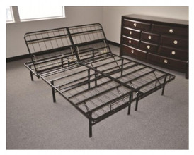 Easy Adjust Platform Riser. Affordable Adjustable Bed Frame