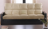 Futon Mattress. Choose from foam, memory foam or natural latex futon mattresses. Great selection and great prices.