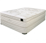 EcoSanctuary Dual 11 inch Organic Latex Mattress|natura, organics, latex, eco sanctuary, dual, Queen, King, Cal King