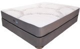 NexGel EuroMemo 11 inch Mattress nexgel, orthogel, gel mattress, gel bed, euromemo, plant based foam, memory foam