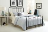 Leggett and Platt Fashion Bed Group Concorde Bed|leggett and platt, fashion bed group, concorde bed, black speckle