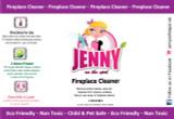 Fireplace Cleaner by Jenny on the Spot