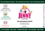Non-Acid Natural Bathroom Cleaner by Jenny on the Spot