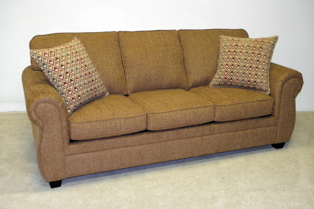 Chorus Convertible Sleeper Sofa. Sofa Bed. Hide A Bed With Premium Memory