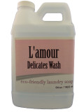L'Amour Delicates Natural Laundry Detergent (Lamour_Delicates_64oz)