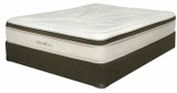 Natura Latex Ultima Euro Top 10 inch Latex Mattress|natura latex, ultima, euro top, talalay latex, plant based foam, mattresses, latex mattresses