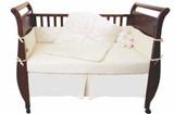 Baby Natura Organic 3 Pc Crib Set|natura, baby natura, 3 pc crib set, crib set, comforter, bumper pad, crib sheet