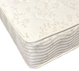 Suite Essentials 7 in Medium Pure Natural Dunlop Latex Mattress by Suite Sleep|suite sleep, suite essentials, dunlop latex, natural, mattresses, latex mattress