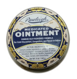 Rawleigh Natural Medicated Ointment and Chest Rub (CAD_Rawleigh_MedicatedOintment_100902) SKU: 100902