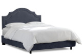 Elston Bed by Skyline Furniture|elston, beds, skyline furniture, twin, full queen, king, cal king