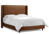 Bay Bed by Skyline Furniture|bay, beds, skyline furniture, full queen, king, cal king