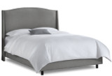 Foster Bed by Skyline Furniture|foster, beds, skyline furniture, full queen, king, cal king