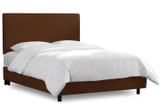 Fairbanks Bed by Skyline Furniture|fairbanks, beds, skyline furniture, twin, full queen, king, cal king