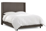 Broadway Bed by Skyline Furniture|broadway, beds, skyline furniture, twin, full queen, king, cal king