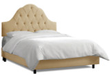 Ada Bed by Skyline Furniture|ada, beds, skyline furniture, twin, full queen, king, cal king