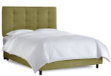 Benton Bed by Skyline Furniture|benton, beds, skyline furniture, twin, full queen, king, cal king