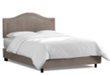 Cermak Bed by Skyline Furniture|cermak, beds, skyline furniture, twin, full queen, king, cal king