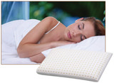 Thomasville Natural Flex Latex Pillow 1 Pack boyd specialty sleep pillows, thomasville, soothe, natural flex, latex pillows, pillows, talalay