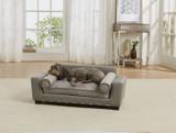 Enchanted Home Pet Scout Lounge Sofa enchanted home pet beds, pet beds, snuggle beds, pet sofa, ultra plush, Scout Lounge Sofa