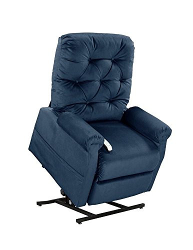 Mega Motion Lift Chair Easy Comfort Recliner LC-200 3 Position Rising Electric Power Chaise Lounger ...  sc 1 st  Slumber Pros & Mega Motion Lift Chair Easy Comfort Recliner LC-200 3 Position ...