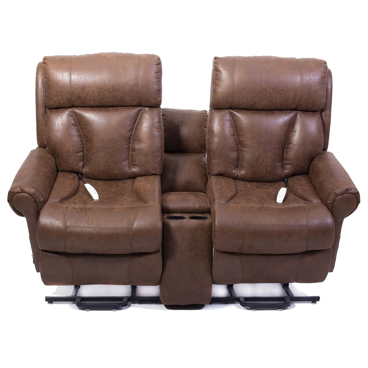 Companion Loveseat Recliner by Mega Motion|loveseats, recliner ...