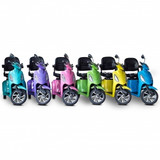 EWheels EW-85 Jelly Bean Collection Scooter|ewheels, custom scooter, ew-85, 3 wheel scooter, jellybean collection, electric scooter