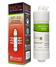 Brondell Cypress HF-32 Nanotrap Water Filtration Replacement Filter
