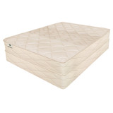 Allura 10 Inch Natural Latex and Coil Mattress