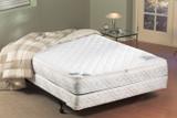 Prescription bed in memory foam mattress