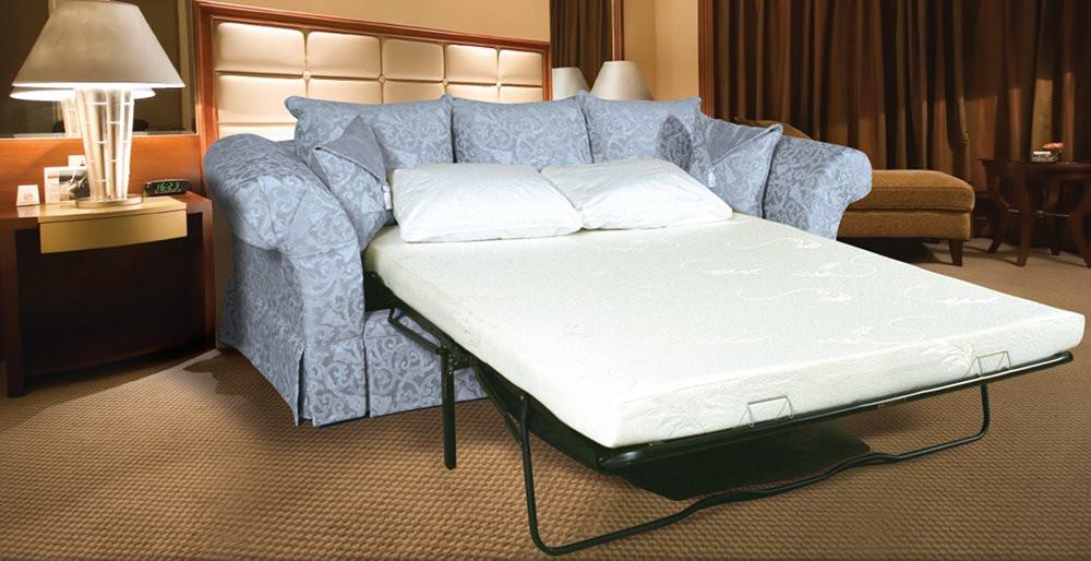 Strange Super Deluxe Latex Sleeper Sofa Mattress Machost Co Dining Chair Design Ideas Machostcouk