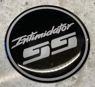 Silverado SS Intimidator Circle Emblem
