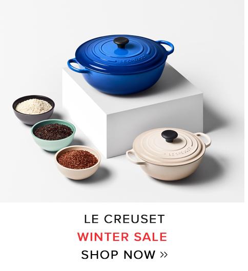 Le Creuset Winter Sale