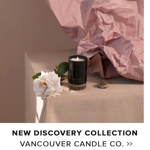 NEW Vancouver Candle CO.