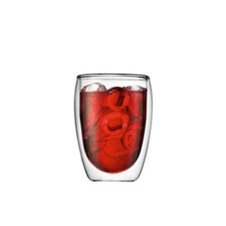 BODUM PAVINA DOUBLE WALL MEDIUM GLASS - SET OF 2