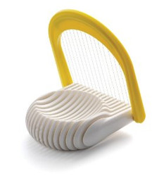 CHEF'N FLIPSLICE EGG SLICER - LEMON